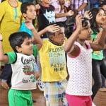 финес Зумба для индийских детей