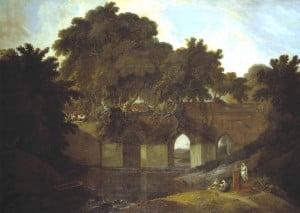 Мост вблизи Раджмахала, Бихар
