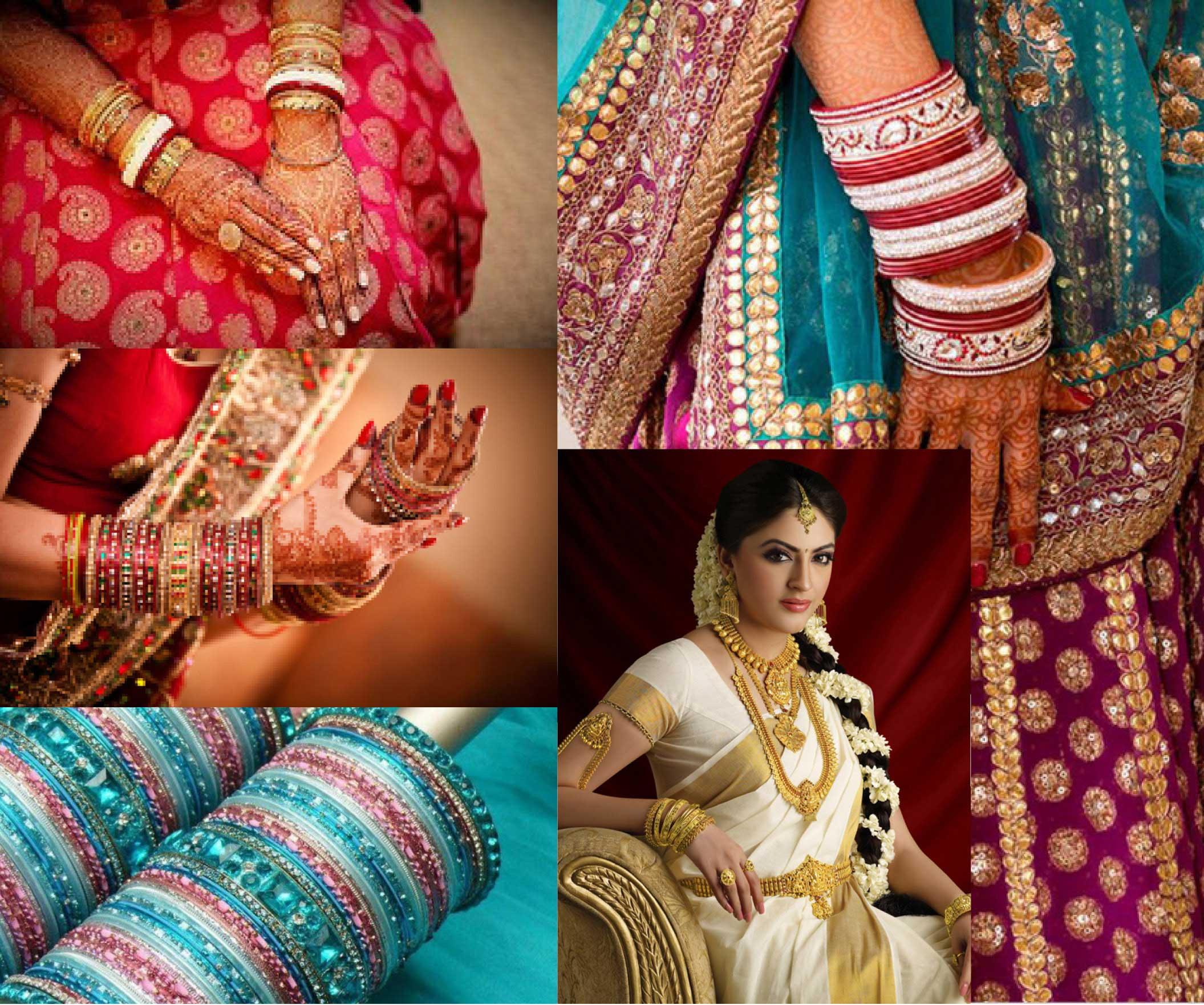Индийские традиционные женские украшения. - Блоги